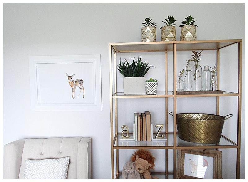 gold-modern-gender-neutral-nursery